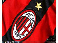 AC Milan Windows 7 Theme