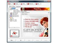 ATI Catalyst Control Center XP V9.12 (magyar)