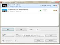Free YouTube to MP3 Converter 3.10.15.