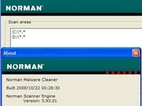 Norman Malware Cleaner 2011.06.27.