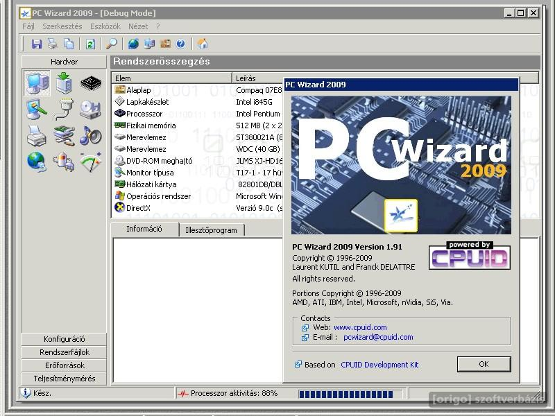pc wizard 2008 download gratis