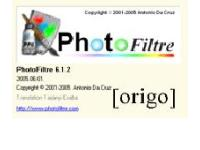 PhotoFiltre Free v6.32 (magyar)