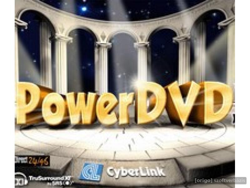 Cyberlink powerdvd 10.0.2111