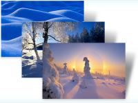 Windows 7 Themes: Winter