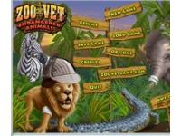 Zoo Vet Endangered Animals Origo Szoftverb Zis